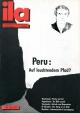 Titelblatt ila 152 Peru: Auf leuchtendem Pfad?