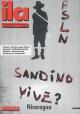 Titelblatt ila 161 Nicaragua - Sandino vive?