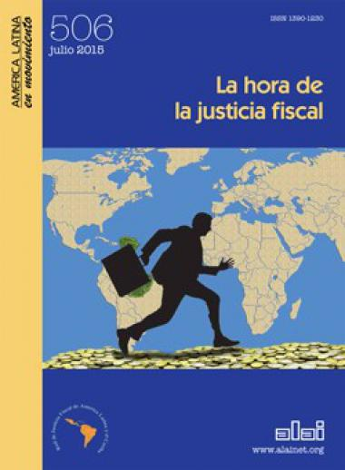 La hora de la justicia fiscal  alai 506 Julio 2015