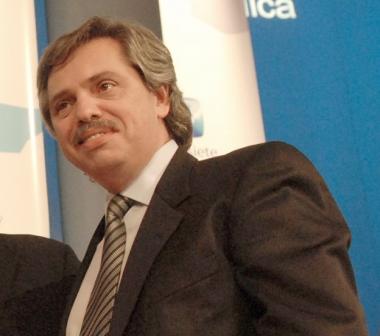 Foto: Presidencia de la Nación Argentina