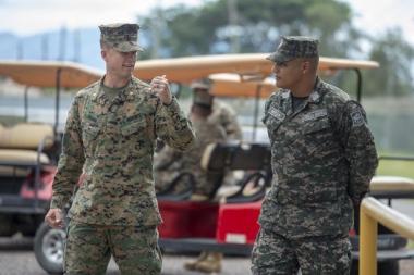 Foto: Booker T. Thomas III, US Army