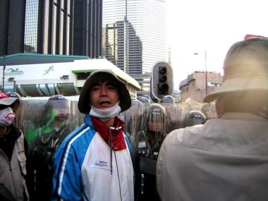 Fotos: Indymedia