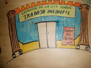 Zeichnung: Alejandra López Maida
