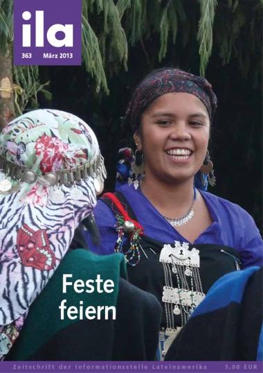 Titelblatt ila 363 Feste feiern