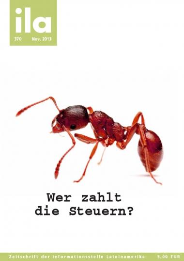 Titelblatt ila 370 Steuern