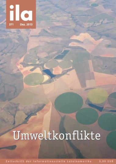Titelblatt ila 371 Umweltkonflikte