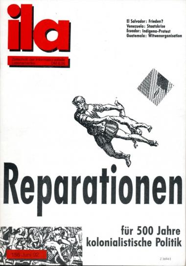 Titelblatt ila 156 Reparationen