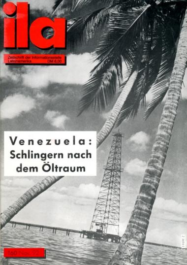 Titelblatt ila 160 Venezuela
