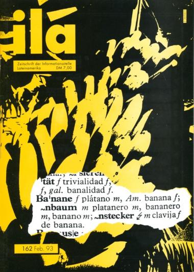 Titelblatt ila 162 Bananen