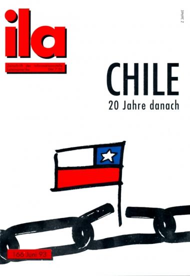 Titelblatt ila 166 Chile - 20 Jahre danach