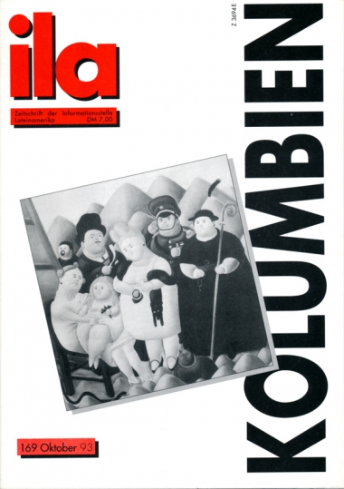 Titelblatt ila 169 Kolumbien