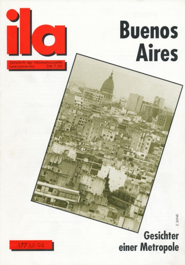Titelblatt ila 177 Buenos Aires