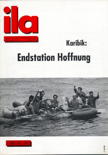 Titelblatt ila 180 Karibik