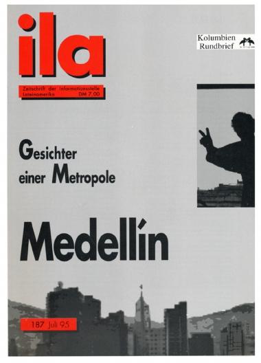 Titelblatt ila 187 Medellín