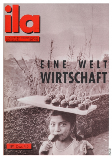 Titelblatt ila 191 Eine Weltwirtschaft