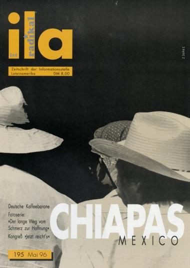 Titelblatt ila 195 Chiapas