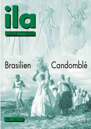 Titelblatt ila 198 Candomblé