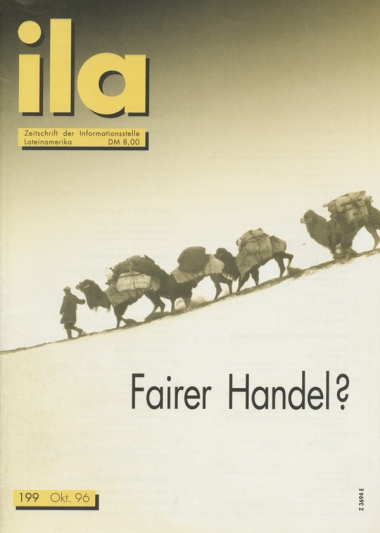 Titelblatt ila 199 Fairer Handel?