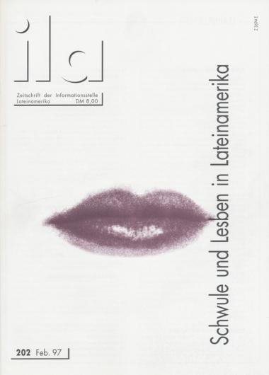 Titelblatt ila 202 Schwule und Lesben