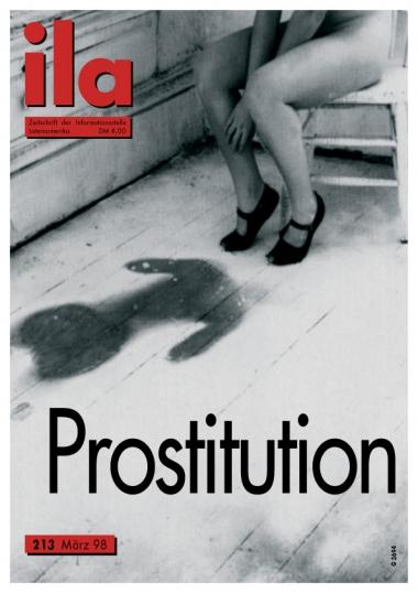 Titelblatt ila 213 Prostitution