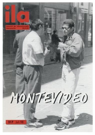 Titelblatt ila 217 Montevideo