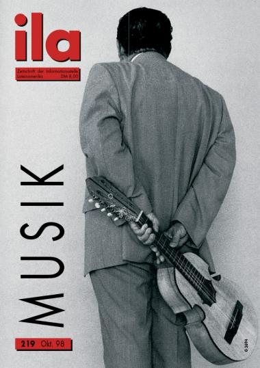 Titelblatt ila 219 Musik