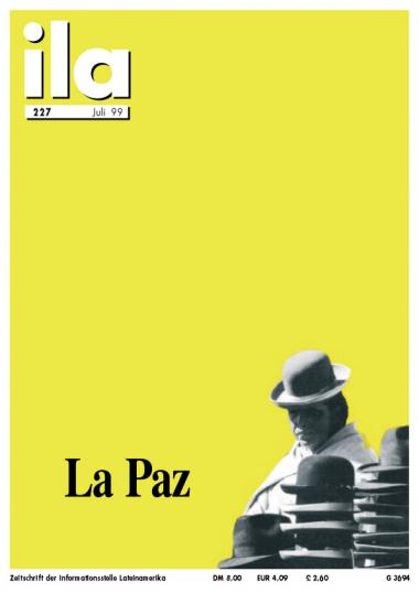 Titelblatt ila 227 La Paz