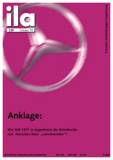 Titelblatt ila 229 Solidarität gegen Ausgrenzung