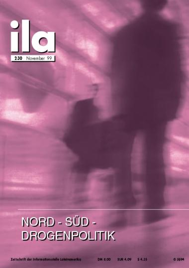 Titelblatt ila 230 Nord-Süd-Drogenpolitik