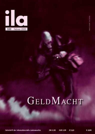 Titelblatt ila 232 GeldMacht