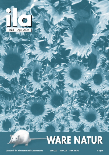 Titelblatt ila 234 Ware Natur