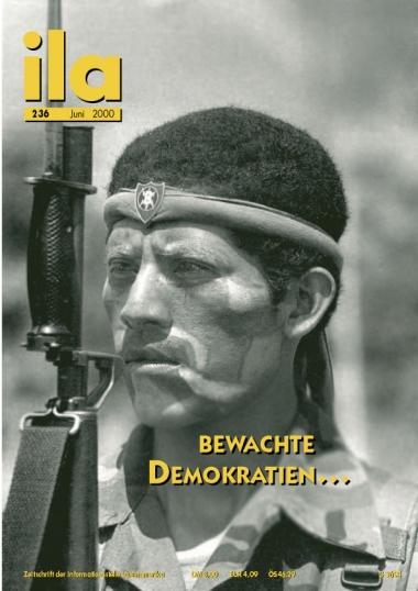 Titelblatt ila 236 Bewachte Demokratien