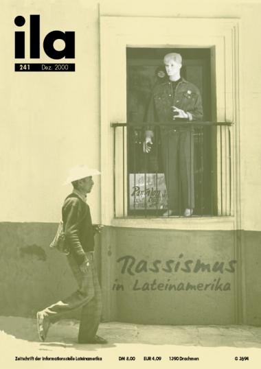 Titelblatt ila 241 Rassismus