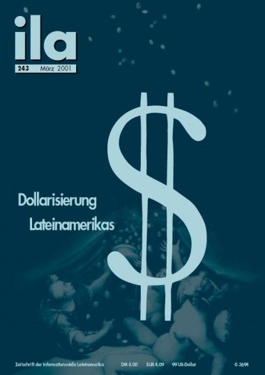Titelblatt ila 243 Dollarisierung