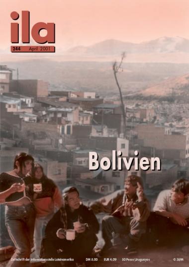 Titelblatt ila 244 Bolivien