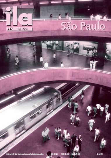 Titelblatt ila 247 Sao Paulo