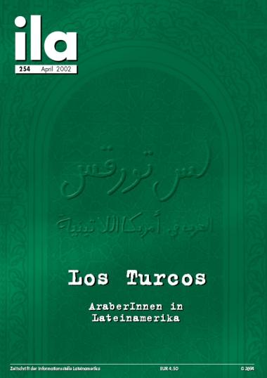 Titelblatt ila 254 AraberInnen