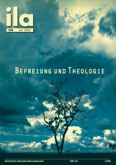 Titelblatt ila 256 Befreiungstheologie