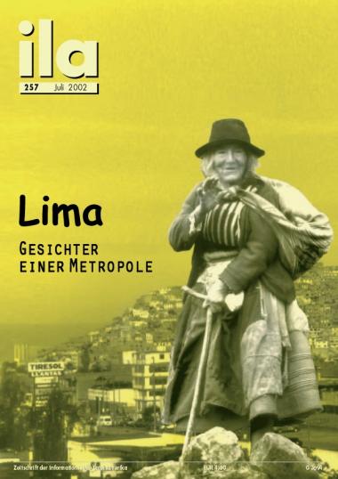Titelblatt ila 257 Lima