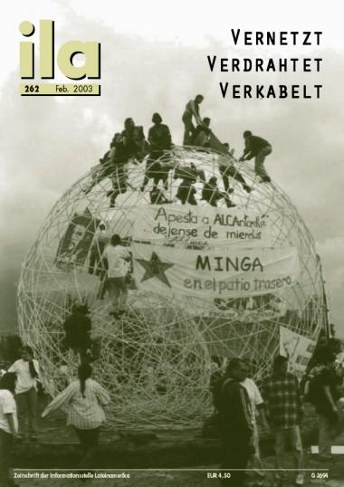 Titelblatt ila262 Vernetzt