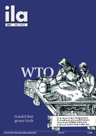 Titelblatt ila 266 WTO