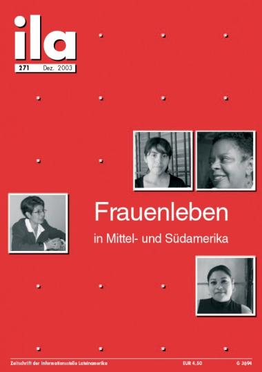 Titelblatt ila 271 Frauenleben