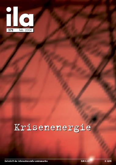 Titelblatt ila 272 Krisenenergie