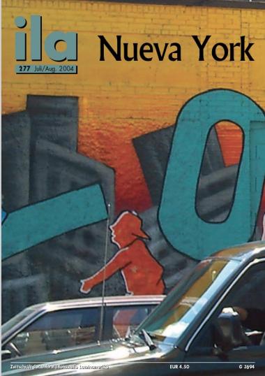 Titelblatt ila 277 Nueva York