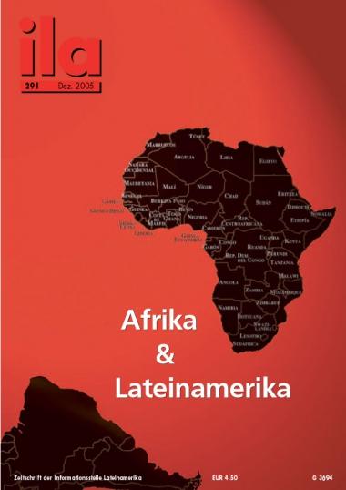 Titelblatt ila 291 Afrika & Lateinamerika