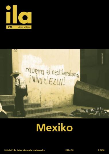 Titelblatt ila 294 Mexiko