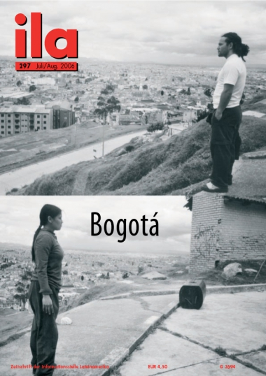 Titelblatt ila 297 Bogotá