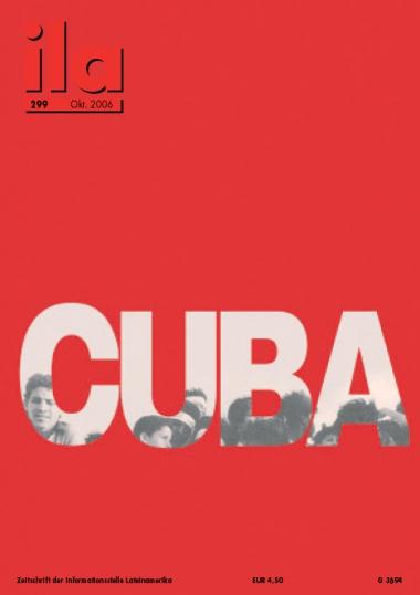 Titelblatt ila 299 Cuba