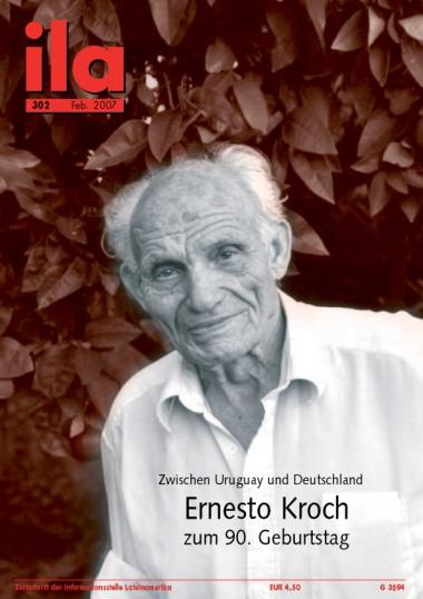 Titelblatt ila 302 Ernesto Kroch