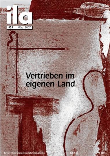 Titelblatt ila 303 Vertrieben im eigenen Land